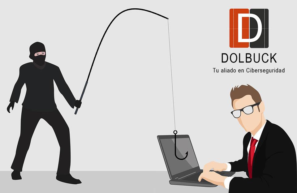 Dolbuck brinda unos consejos para evitar ser víctima de un ataque de phishing.